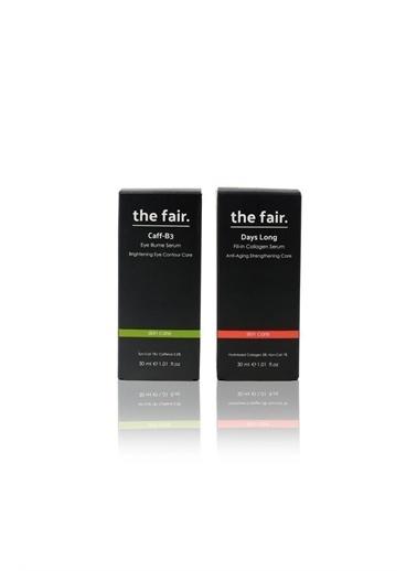 The Fair the fair. Kolajen ve Göz Çevresi Bakımı- Back to Basics Renksiz